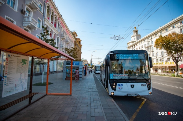 Электробус начнет курсировать 14 октября