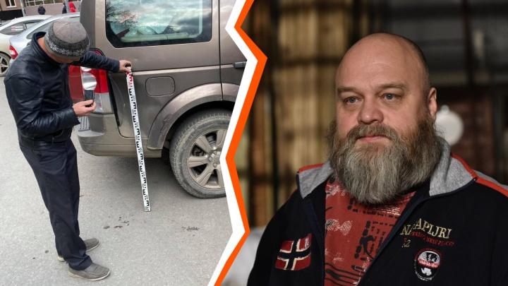 Уральский режиссер Алексей Федорченко попал в ДТП. Дважды за сутки