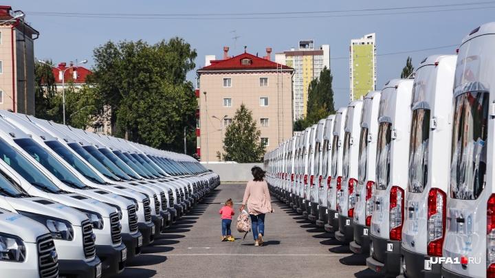 Радий Хабиров лично протестировал новые автобусы «Башавтотранса»