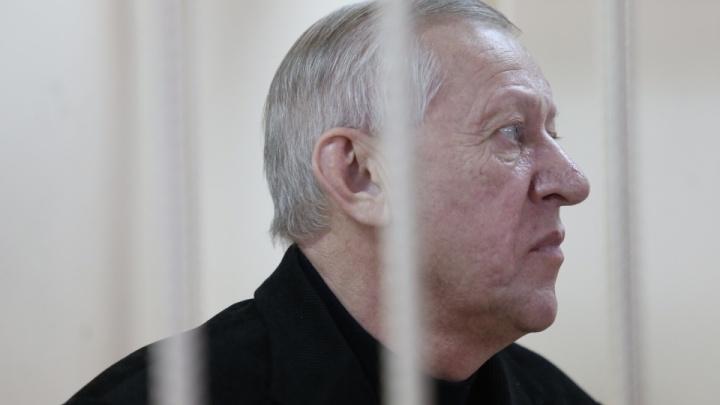 Суд отказался отпустить домой арестованного по делу о взятках экс-мэра Челябинска Евгения Тефтелева