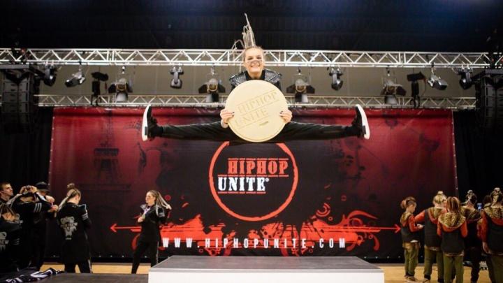 Красноярские хип-хоп танцоры взяли три золотые медали на чемпионате мира