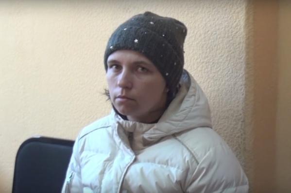 Алёна Надеева уехала со своим знакомым в Ногинск. Она сама сдалась полиции, когда узнала о том, что произошло с её младшей дочерью