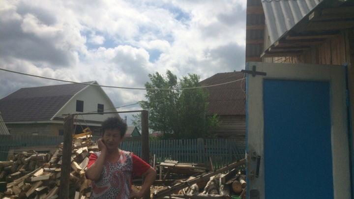 В дом жительницы Башкирии залетела шаровая молния
