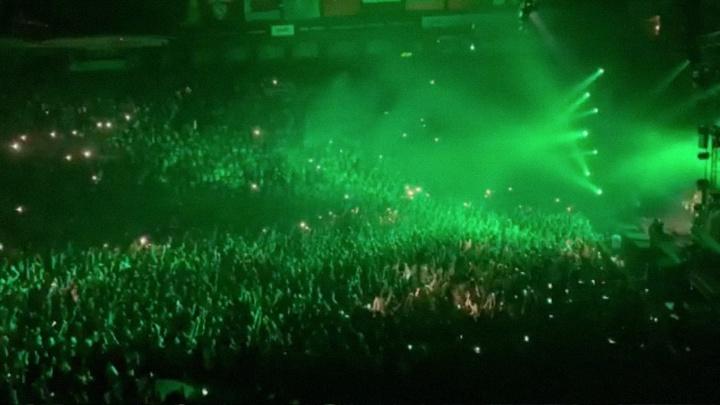 «Спасибо за новые рекорды!»: в Ярославле прошёл самый массовый концерт группы «Руки Вверх!»