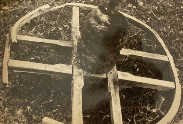 Деревянный ворот, которым пользовался Святой Антоний, попал в музей нацпарка «Башкирия»