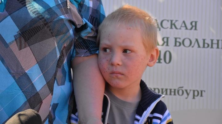 Диму Пескова, который 4 дня бродил по лесу, выписали из больницы