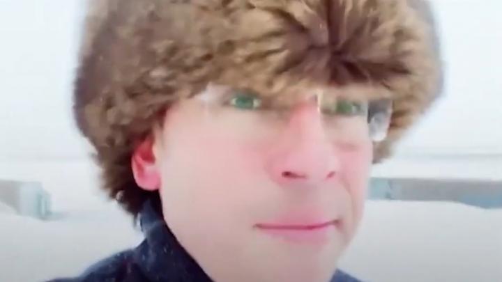 «Не туда пошел — и все, замерз»: Максима Галкина удивили морозостойкие архангелогородцы