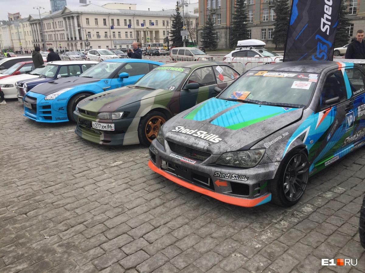 Тюнинг российских автомобилей в екатеринбурге рецепт приготовления из корки граната