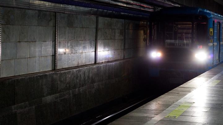 Пассажир распылил газовый баллончик в вагоне метро