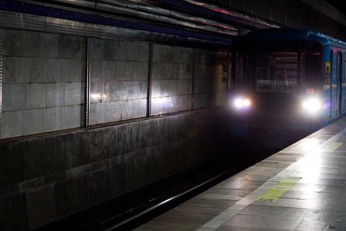 В метро сейчас проверяют жалобу одной из пассажирок