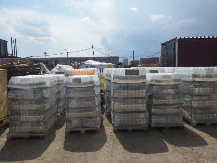 В Заельцовском районе Новосибирска нашли почти 60 тысяч литров алкогольных напитков