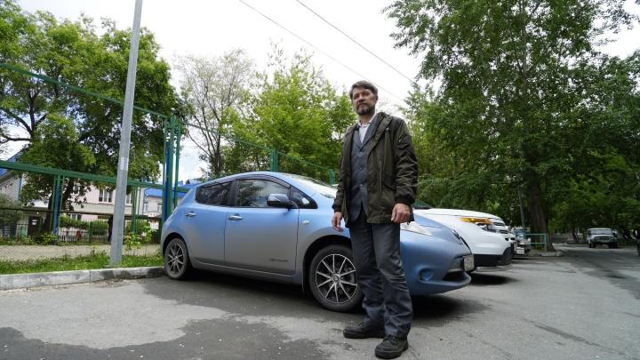 «На чем ты ездишь»: тюменец рассказал, почему пересел на электрокар и как сэкономил на бензине