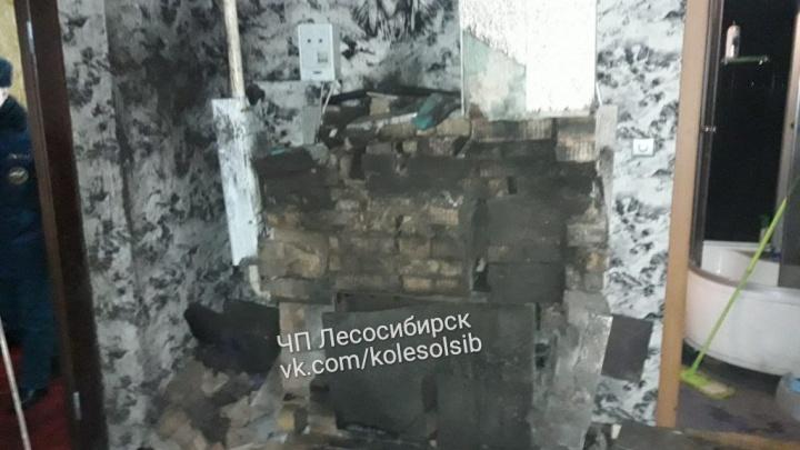 После взрыва котла в частном доме на севере края в больнице остаются двое детей