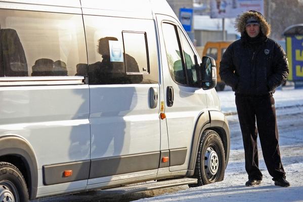 В новосибирских маршрутках начали повышать цены
