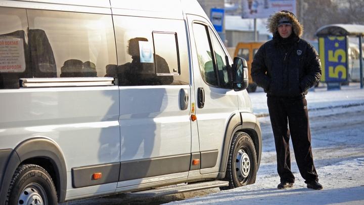 В новосибирских маршрутках подорожал проезд