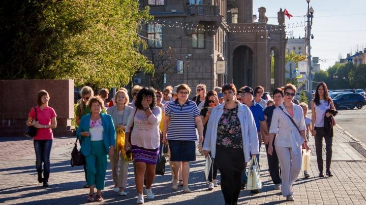 История города за 45 минут: краеведы проведут сразу три экскурсии по центру Волгограда