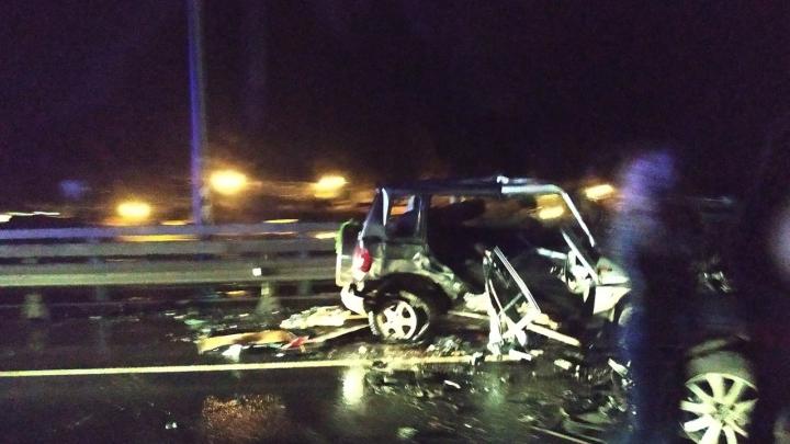 В ДТП на северодвинской трассе пострадали четверо взрослых и один ребёнок