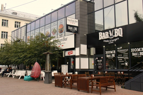 Винный бар откроется над уже работающими заведениями в Доме быта