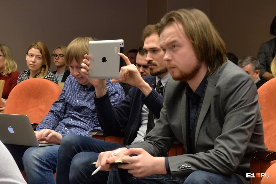 5 вечеров в Екатеринбурге: учимся зарабатывать на путешествиях и вспоминаем хитыNautilus Pompilius