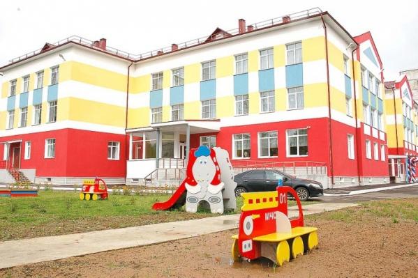 Детский сад №1 «В гостях у сказки» в Рыбинске открылся в 2015 году