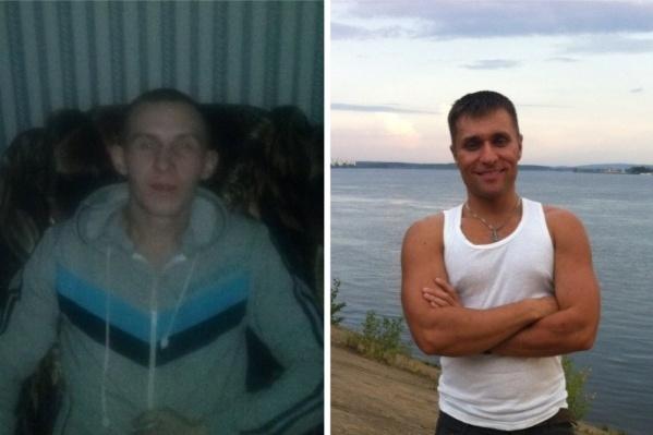 Виталий (на фото слева), находясь в состоянии белой горячки, залез ночью в дом Дениса (справа). Чужак заявил, что вооружен, набросился на хозяина дома. Виновным суд признал Дениса за превышение самообороны