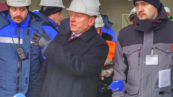 «С опережением графика»: замминистра транспорта РФ оценил реконструкцию челябинского аэропорта