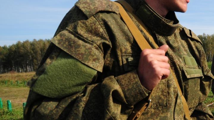 В новосибирской ракетной дивизии с «Тополями» погиб солдат