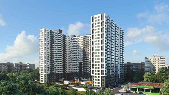 Успей поселиться в «Сказке»: половину квартир в ростовском оазисе уже раскупили