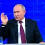 «Куда делся народ чудь?»: Путин отвечает на самые важные вопросы россиян