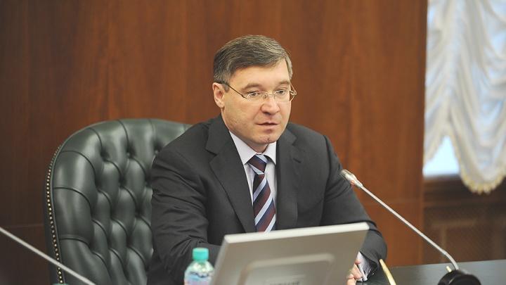 В Зауралье с рабочим визитом приехал глава Министерства строительства России Владимир Якушев