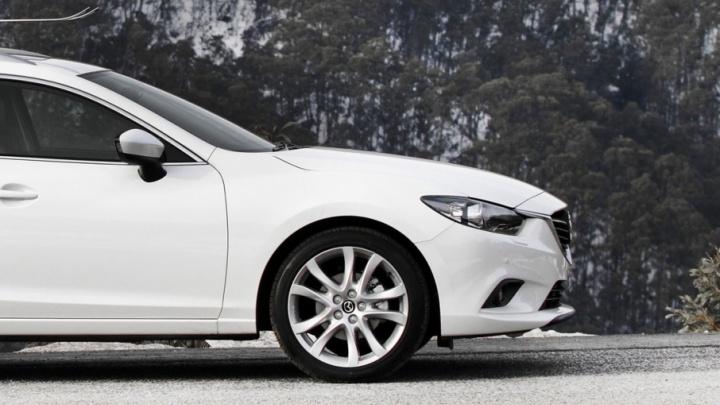 «Я зря кричала»: угнанную у челябинки Mazda нашли за считаные дни