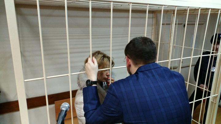Призналась: суд арестовал следователя ГСУ Веру Рабинович