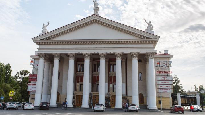 В Волгограде с завтрашнего утра закроют парковку на площади Павших Борцов