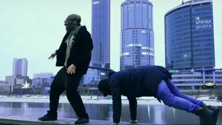 Лондонские рэперы пришли в восторг от страшного клипа, снятого у Макаровского моста
