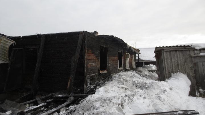 В Прикамье 17-летняя девушка подожгла дом со своими родителями, пока они спали
