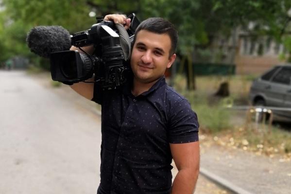 Гаспар Авакян известен youtube-роликами о ситуациях на дорогах