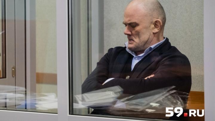 Следствие: «Похитил 215 миллионов». Владимира Нелюбина осудят за вывод средств из «Экопромбанка»