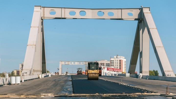 Строителям Фрунзенского моста добавят ещё 1 миллиард рублей