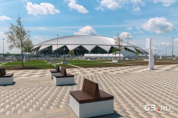 Концепцию использования стадиона сформируют к середине ноября