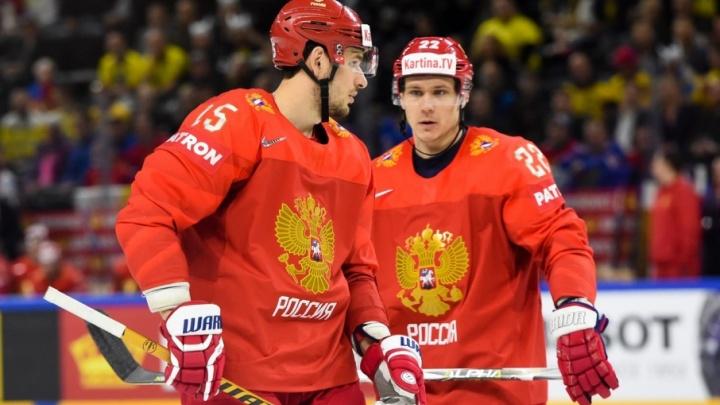 Челябинские хоккеисты завершили выступление на чемпионате мира после поражения от Канады