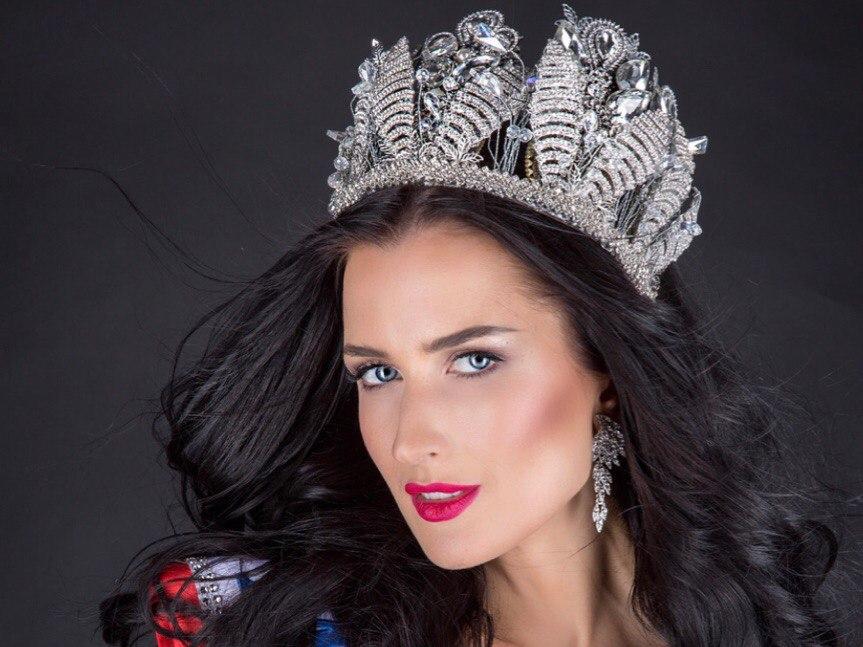 Анна Шпикельман победила в июне на конкурсе «Миссис Россия Мира 2017» и получила право на участие в «Миссис Мира»