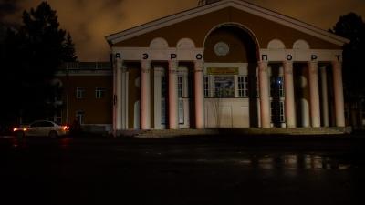 Мрачный Кировск: фоторепортаж о районе, оставшемся без электричества из-за молнии