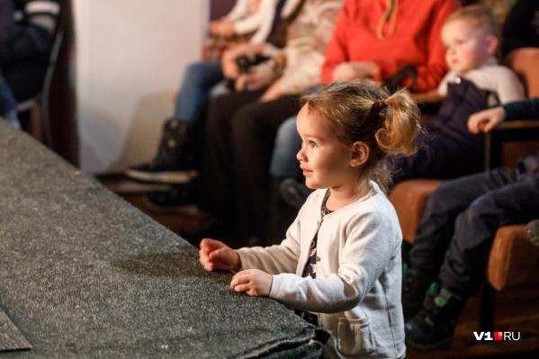 На новогодних каникулах юных волгоградцев ждут десятки интереснейших мероприятий