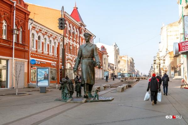 Памятник установили в 2015 году