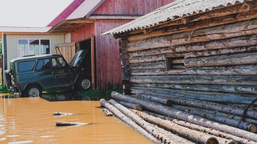 ГИС-центр: весной в Прикамье прогнозируется большой паводок