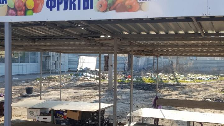 «На весь город нет ни одного контейнера»: Краснослободск превратился в помойку