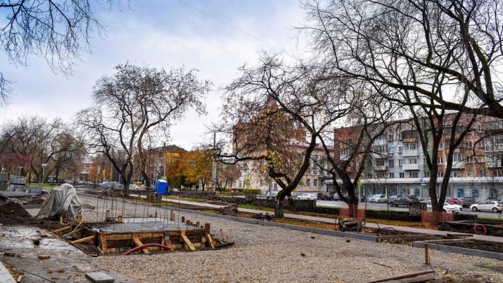 В Перми на улице Сибирской снесут 28 деревьев