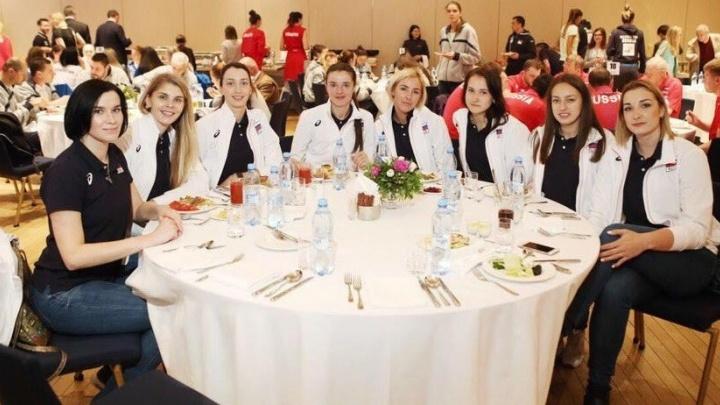 На турнир приедет Наина Ельцина: сборная России по волейболу стартует на Кубке первого президента России