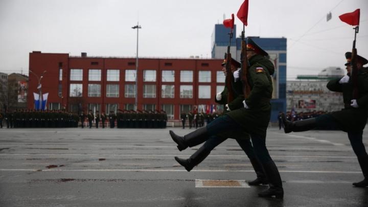 Карта перекрытий: десятки улиц Новосибирска перекроют в День Победы
