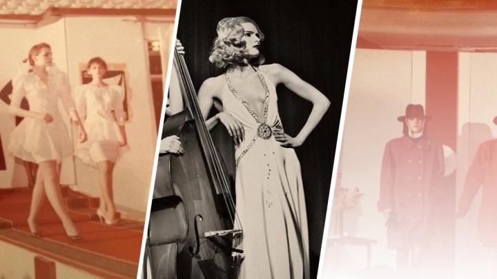 Натали. История тюменской модели из 80-х, которая дружила с рокерами и носила платья, как у чиновниц